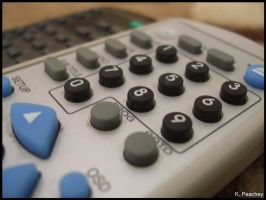 Remote Control Closeup 3 by p858snake