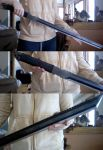 Raiden's Sword MGS4 by BleachcakeCosplay
