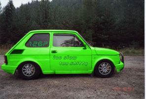 FIAT 126P by deadlydesigns