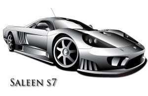 Saleen s7 by audofit