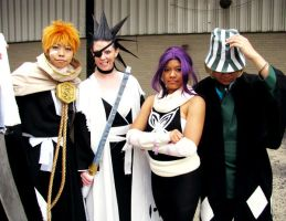 ACEN 09: Bleach group by Pisaracosplay