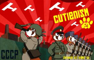 The Cutienism Movement by KitKiama