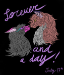 :Forever and a Day: by CYDA-LUVA83