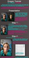 Dragan Portrait Tutorial PART1 by xnoux