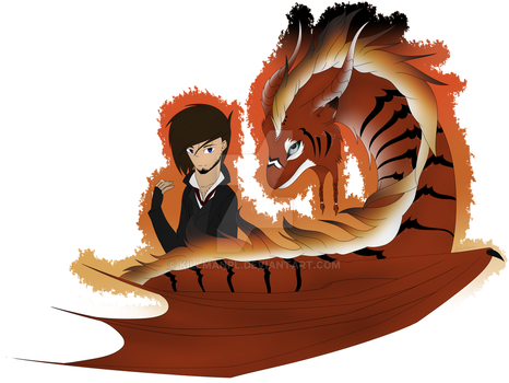 Alex//How to Train Your Dragon/Redraw by KillManPl