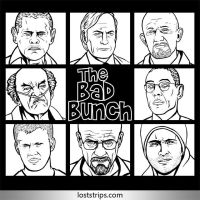 The Bad Bunch by loststrips