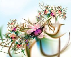 Real Butterfly by segami