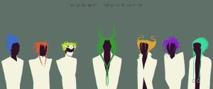 cyber doctors by Tsuvai