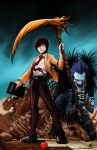 Death Note digital by MasonEasley