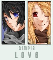 Simple Love by Kuurin