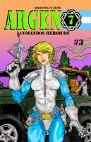 The Argen 7, Issue  3B by JezabelPheonix