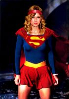 Supergirl- Taylor Swift 1980's by armyofdeathchickens