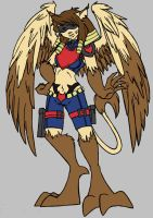 NSK: Sphinx basecolour by laurean