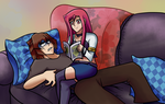 Gis Contest Entry- Please Get Off Me by Eleanorose123
