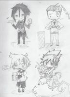 Project Chibi: P1 by icemirror