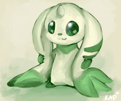 terriermon by Kitzophrenic