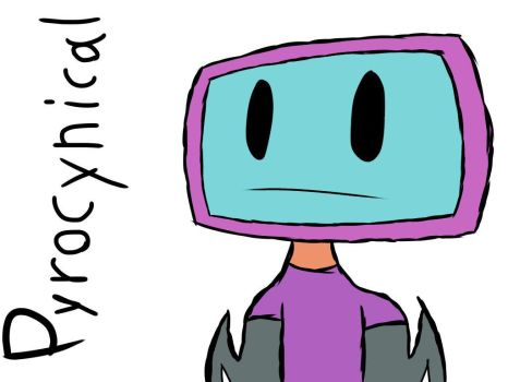 A Pyrocynical Fanart by Crizon1