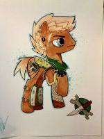 DURYAN PONY by pen-not-pencil
