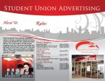 Student Union Brochure by ItsSuperSam