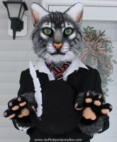 Tabby Cat [SOLD] by stuffedpanda-cosplay