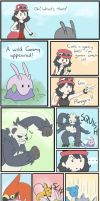 To Catch a Goomy by MarvelPoison
