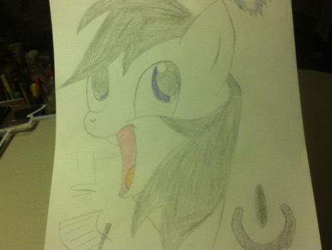 TOY_PON3 Awesome Face Close-Up by Joviebear94