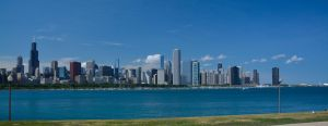 Chicago Cityscape by Sparty91