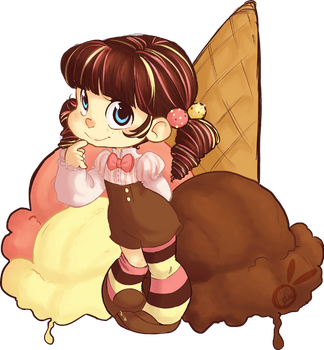 Neapollie McChocomintchip by cici-chi