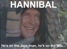 Hannibal on the Jazz by ShebaKoby