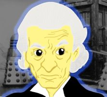 Doctor William Hartnell by UnknownX