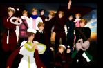 Romano Galore by Ceceanya