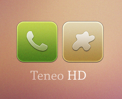 Teneo HD WIP by ChikenArt