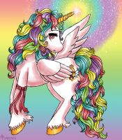 Angelic Prism by CelestialRainfall