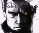 31 days of Horror teaser by Deimos-Remus