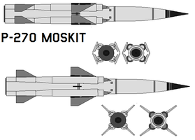 P-270 Moskit by bagera3005