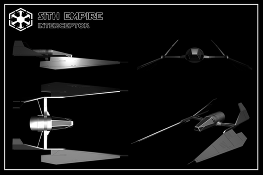 Sith Empire Interceptor by Spartan155
