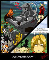 FMA: KITTIES by Mysterious-D