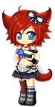 -- Kaisha pixel -- by Nay-Hime