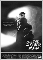 R-R: David Lynch's Spider Man by twentythoughts