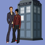 The Eleventh Doctor by Rotae