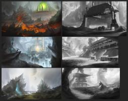 environments - updated by SebastianWagner