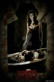 blood of the mummy's tomb by Ghoulgirl1976