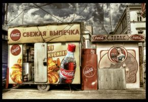 Always Coca Cola HDR by ISIK5