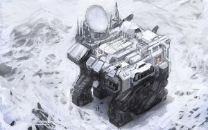 Arctic ComStation by cap-art