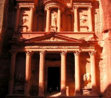 The Treasure, Petra Jordan by Jenvanw