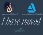 I have Moved! by ThistledRuby