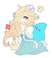 Kiri: Rosalina by pastelxtentacles