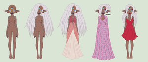 Evo Outfits - Evangeline by maris4