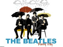 The Beatles Rainy Day by swordfishll