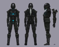 3D Project- Ajax suit by NRG by NRGart7